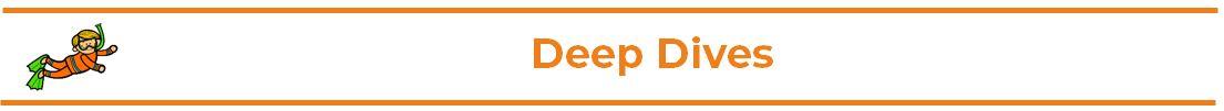 deep dives title