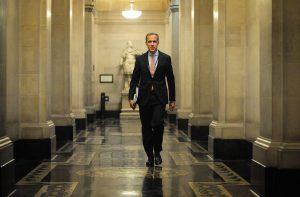 Mark Carney Leaving