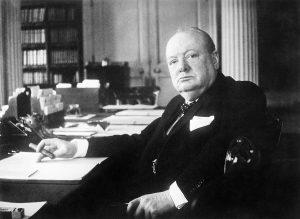 Winston Churchill in Power